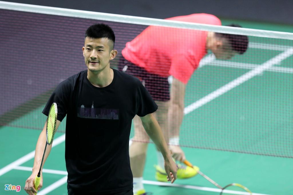 Fan nu Indonesia phat cuong vi Lin Dan, Chen Long o ASIAD hinh anh 6
