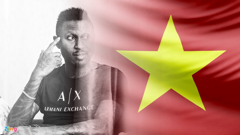 Hoang Vu Samson van cho tuyen Viet Nam anh 1