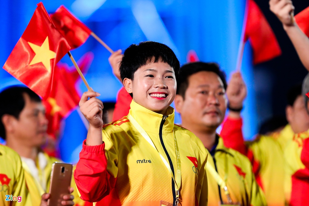Dai hoi the thao toan quoc 2018,  ASIAD 18,  Hoang Xuan Vinh,  My Dinh anh 11