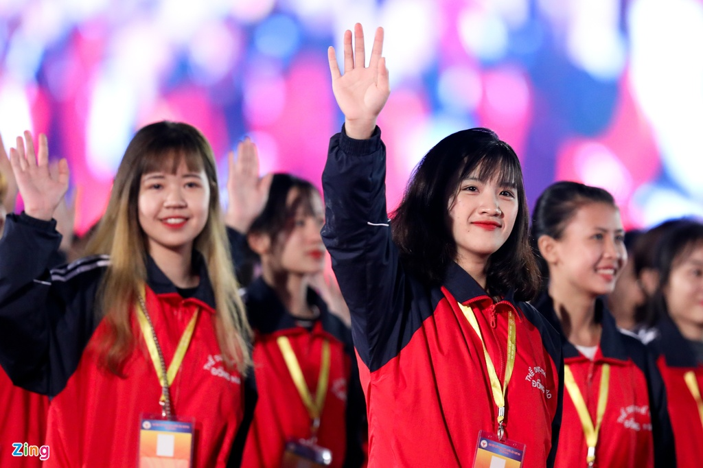 Dai hoi the thao toan quoc 2018,  ASIAD 18,  Hoang Xuan Vinh,  My Dinh anh 12