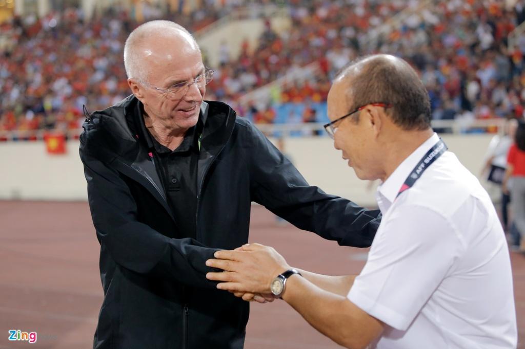 Vi sao Sven-Goran Eriksson thua truoc Park Hang-seo tai My Dinh? hinh anh 1