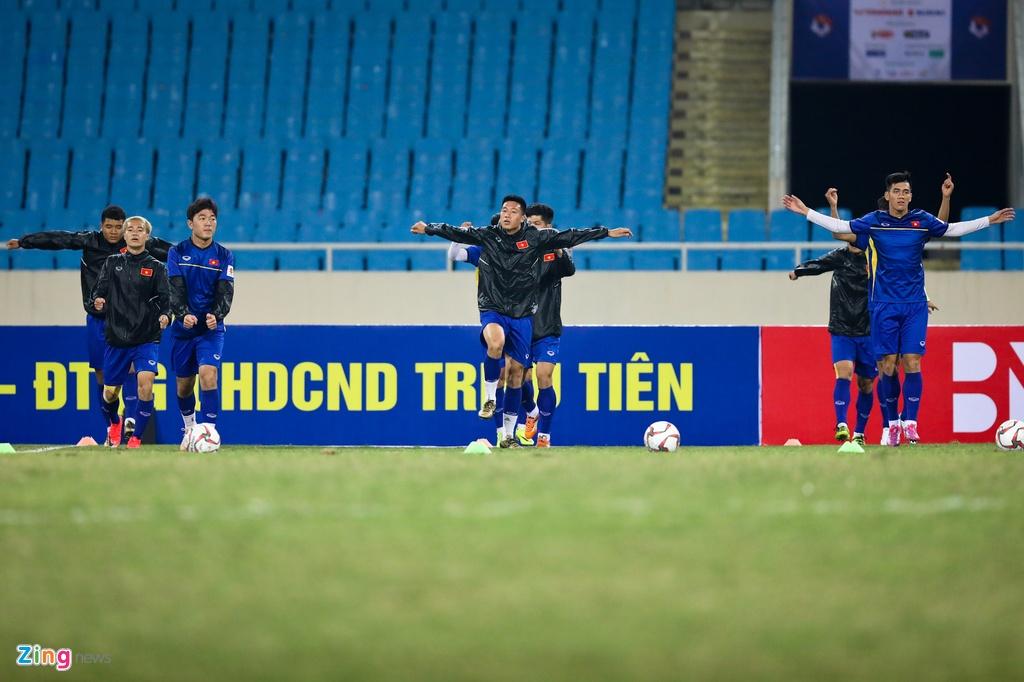Duc Huy cho Xuan Truong hit khoi anh 1