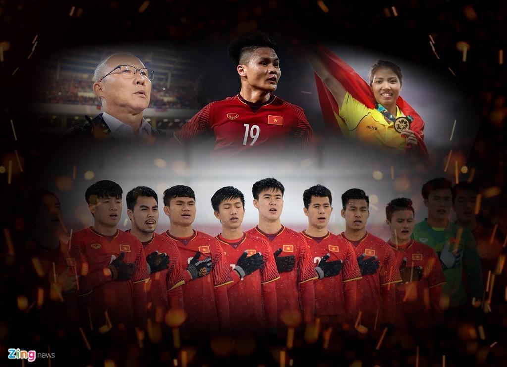10 su kien, nhan vat dang nho cua the thao Viet Nam 2018 hinh anh 1