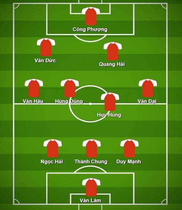 Viet Nam vs Iraq: Chao Asian Cup, Quang Hai toi day hinh anh 3