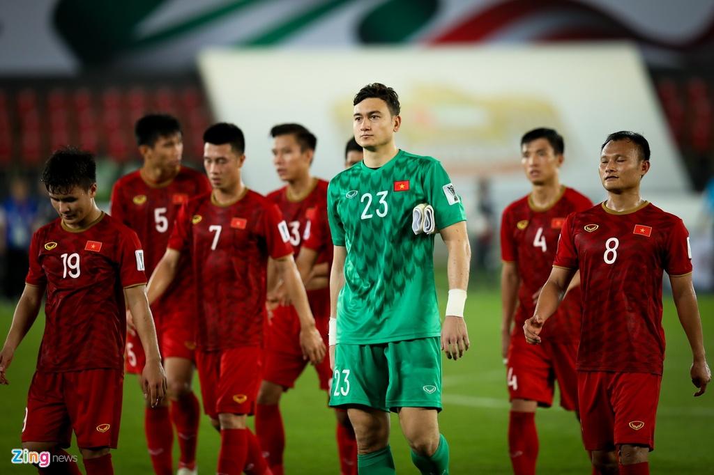 Bui Tan Truong,  Dang Van Lam,  Asian Cup 2019,  Park Hang Seo,  Binh Duong,  Iran,  Iraq anh 3