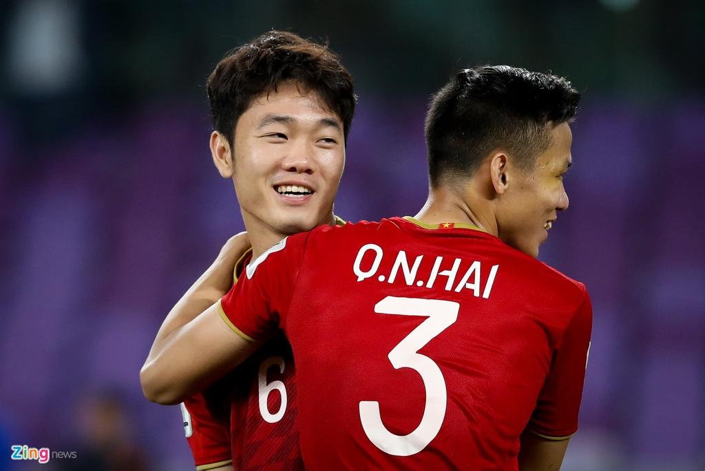 Tuyen Viet Nam co phai mot trong 12 vi tinh tu cua Asian Cup? hinh anh 1