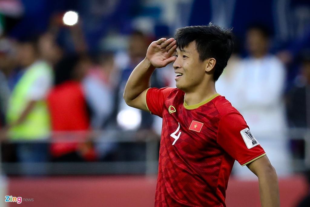 Viet Nam vao tu ket Asian Cup 2019 anh 1