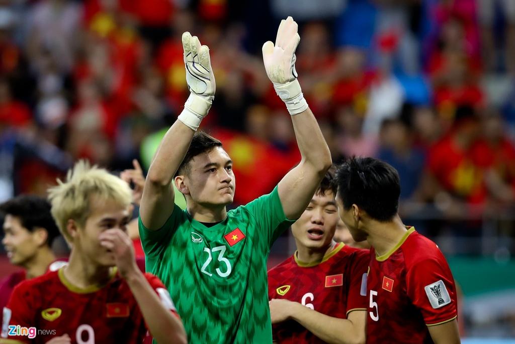 Viet Nam vao tu ket Asian Cup 2019: Hon ca mot doi tuyen hinh anh 2