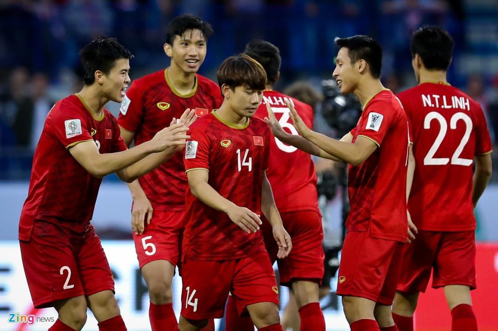 Viet Nam vao tu ket Asian Cup 2019 anh 3