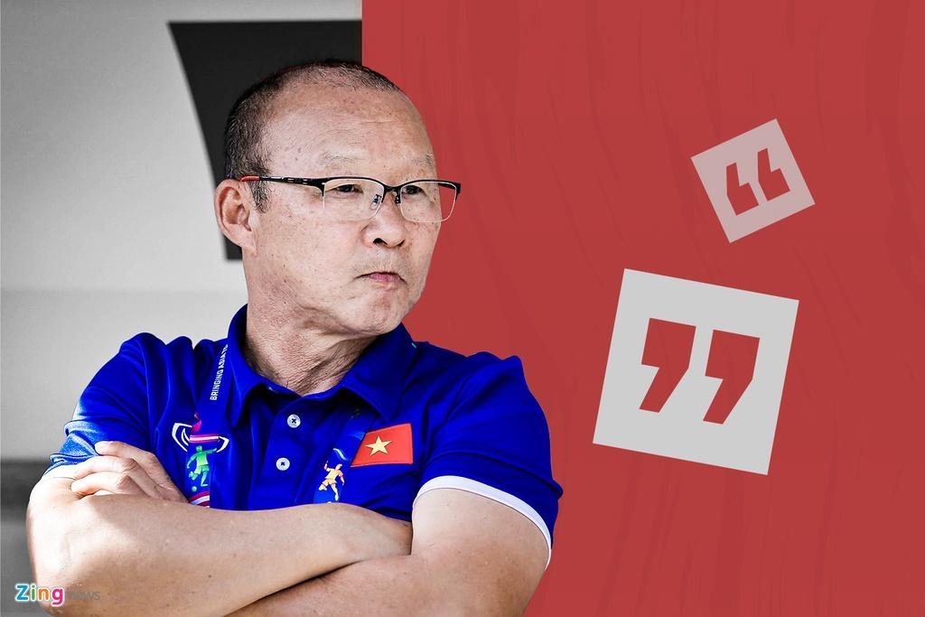 Nhung cau noi de doi Park Hang-seo tai Asian Cup anh 1