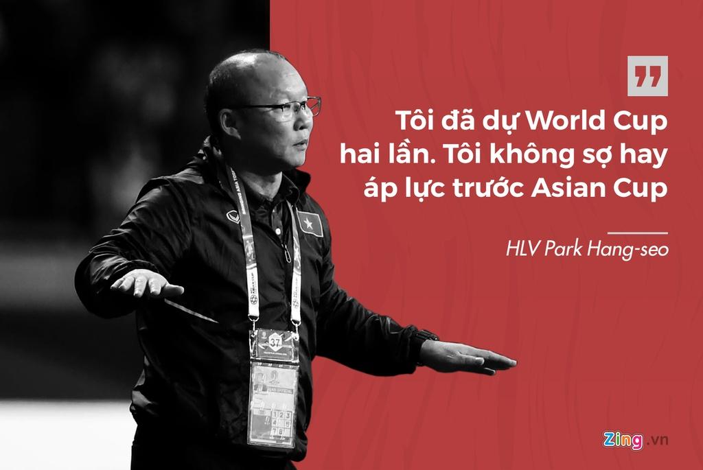 Nhung cau noi de doi Park Hang-seo tai Asian Cup anh 2