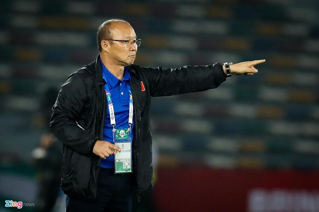 Nhung ung vien thay the HLV Park Hang-seo dan dat U23 Viet Nam hinh anh 1