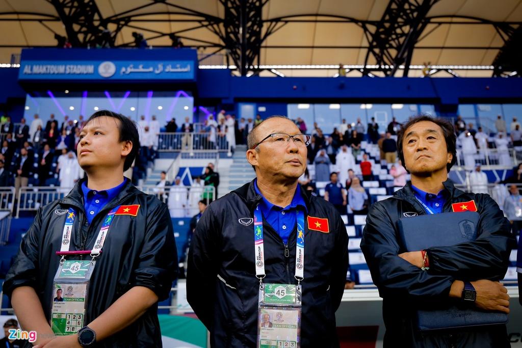 Vi sao HLV Park Hang-seo va VFF trai chieu viec dan dat U23 Viet Nam? hinh anh 1
