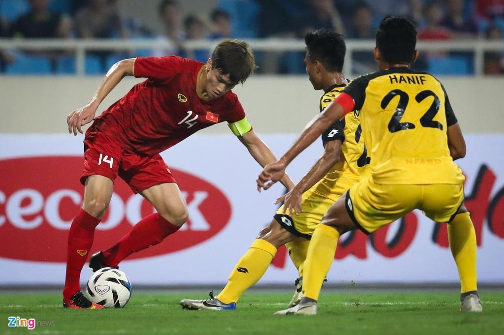 Neu U23 Viet Nam khong con Quang Hai anh 4