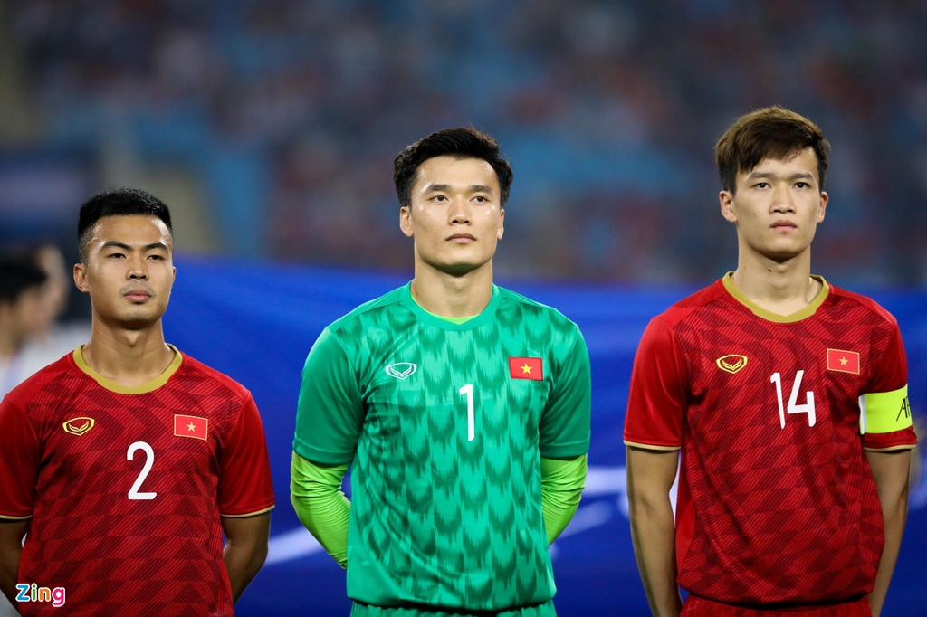 U23 Viet Nam vs U23 Indonesia: Bui Tien Dung doi dien thu thach hinh anh 1