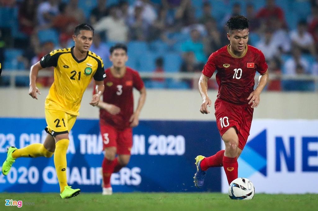 9 ngoi sao moi cua HLV Park Hang-seo o U23 Viet Nam hinh anh 6