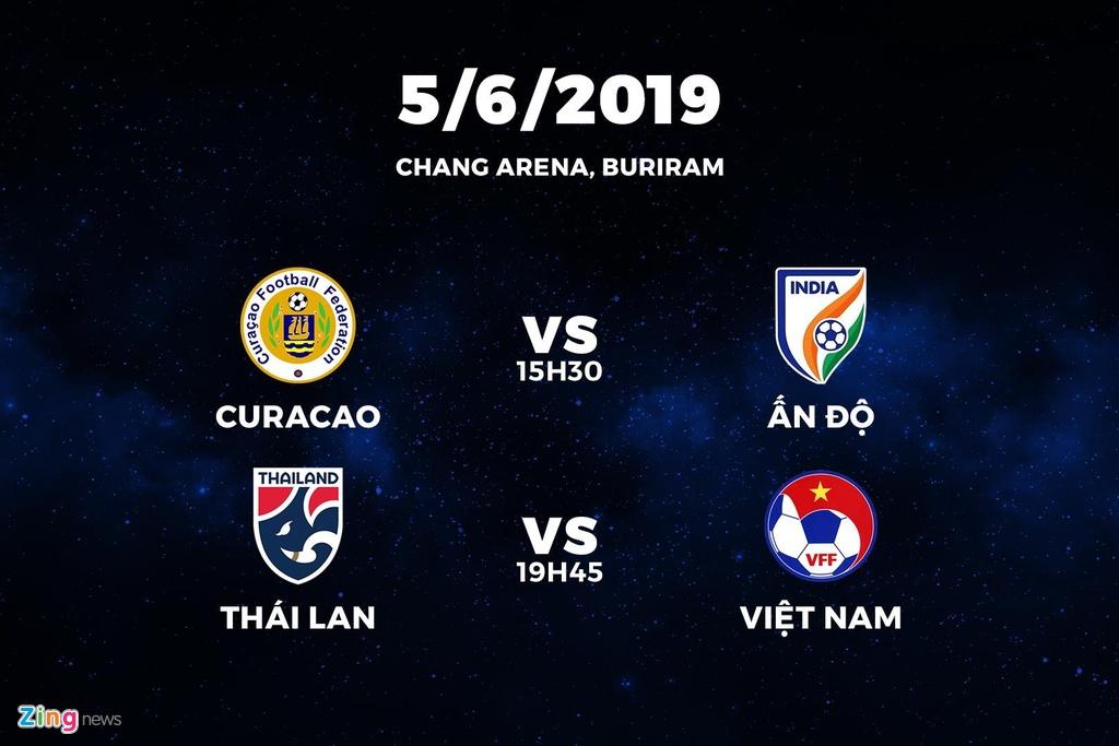 King's Cup noi phan dinh Viet Nam,  Thai Lan anh 4