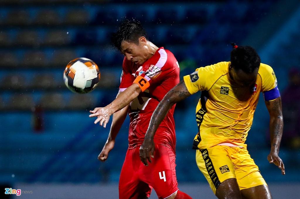 Sao U23 Viet Nam ngan dong doi vao trong tai anh 11