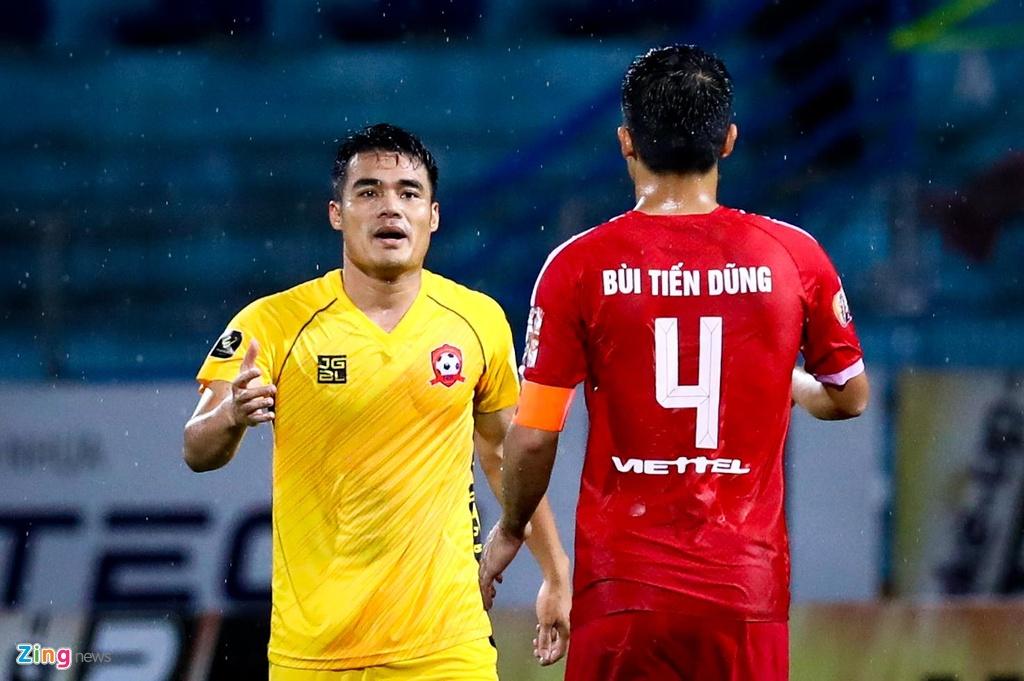 Sao U23 Viet Nam ngan dong doi vao trong tai anh 12