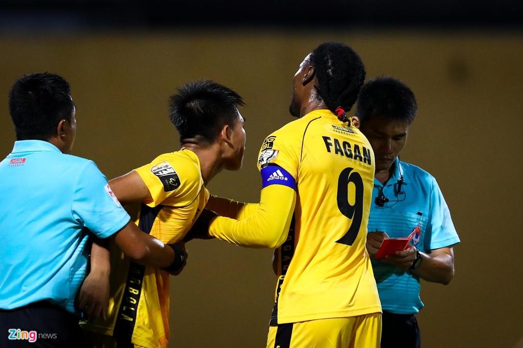 Sao U23 Viet Nam ngan dong doi vao trong tai anh 5