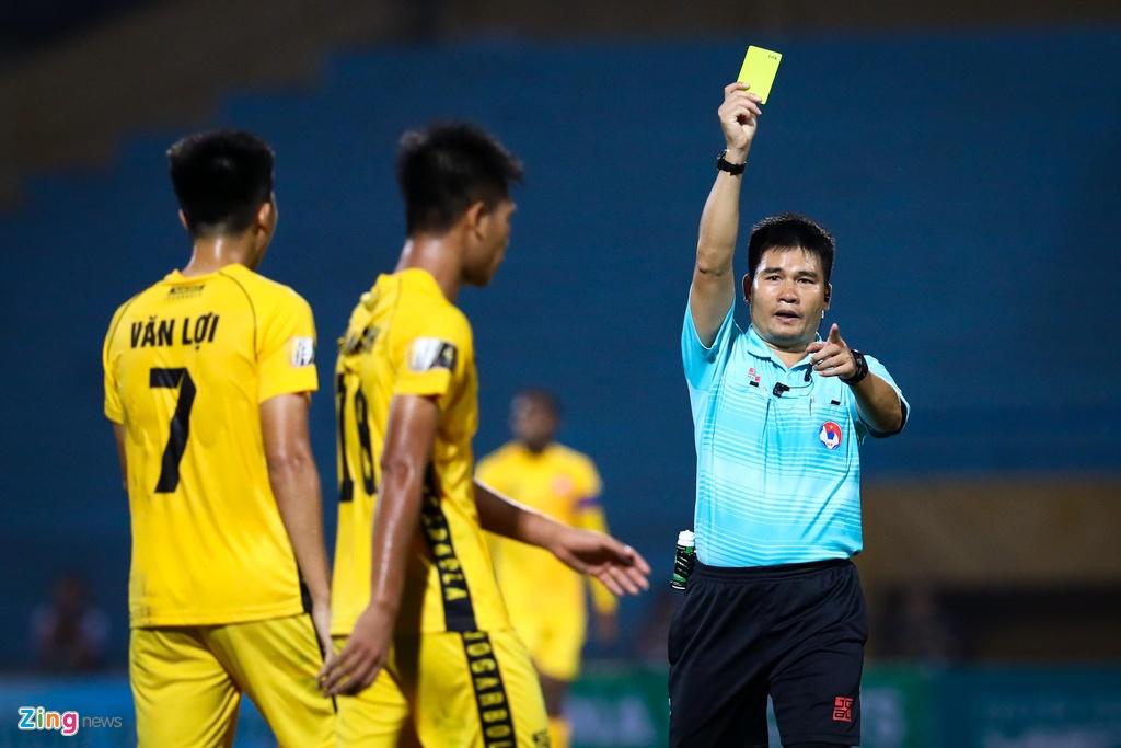 Sao U23 Viet Nam ngan dong doi vao trong tai anh 7