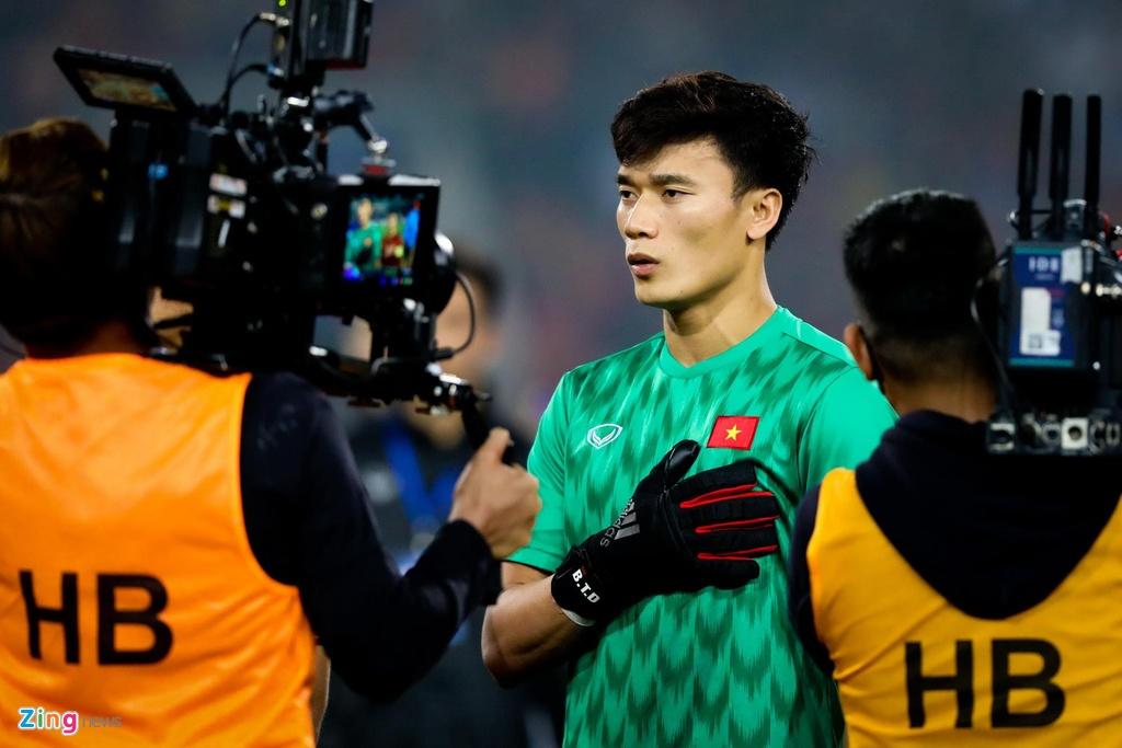 Thay Park gui 7 tuyen thu xuong U23 Viet Nam anh 1