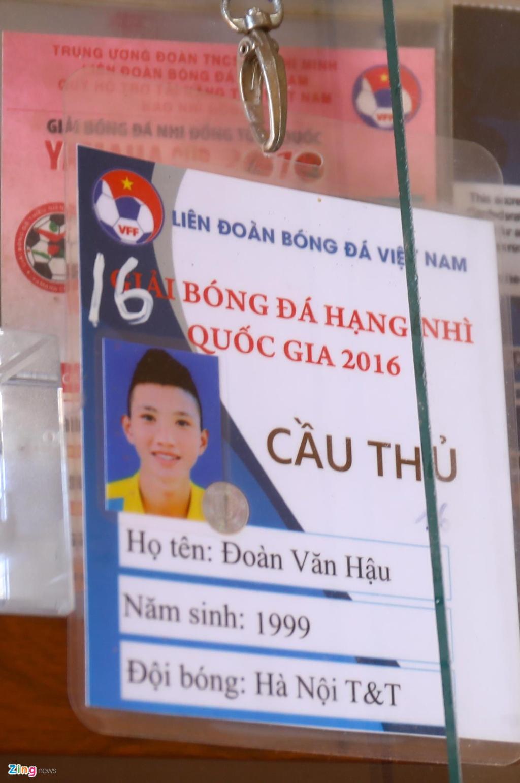 Hinh anh ngo nghinh thoi tho au cua Doan Van Hau hinh anh 5