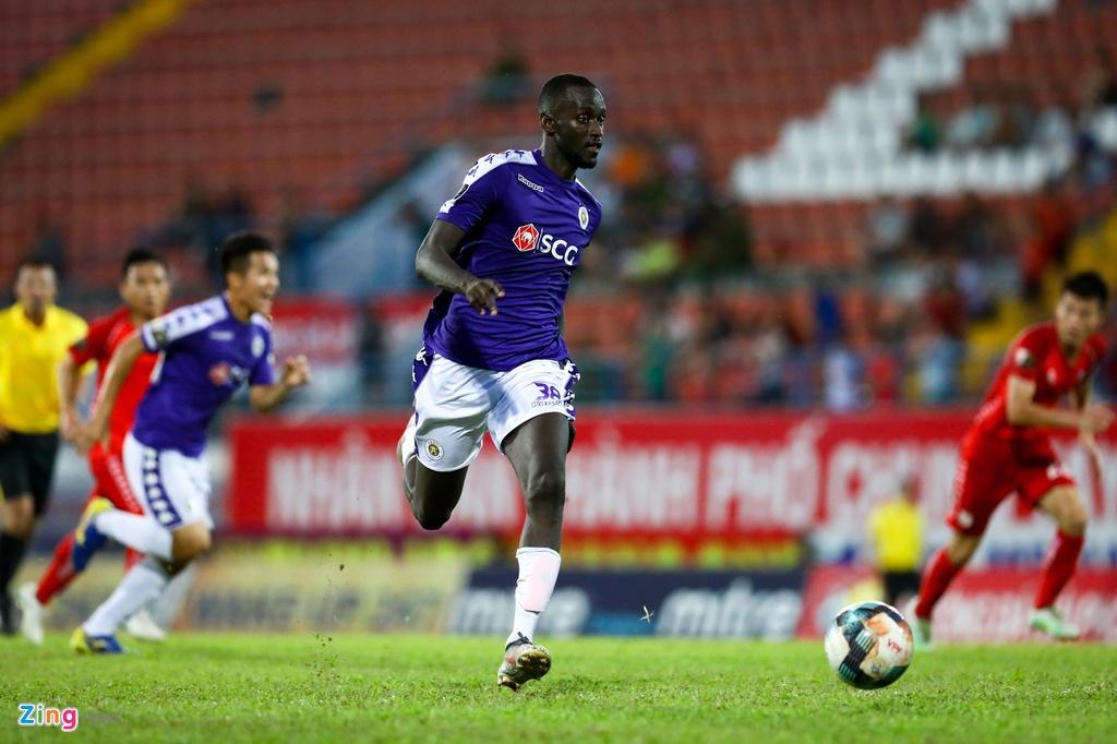 Hau ve Hai Phong can pha qua cam, ngan sao U23 Viet Nam lap cong hinh anh 1