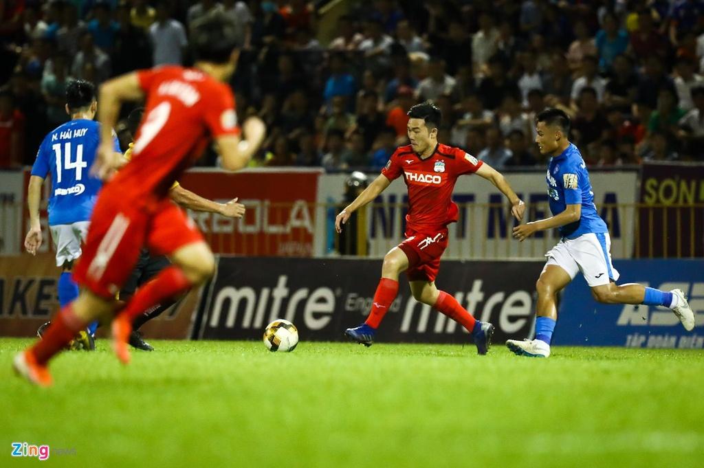Xuan Truong, Van Toan tai hien pha phoi hop o Asian Cup 2019 hinh anh 1