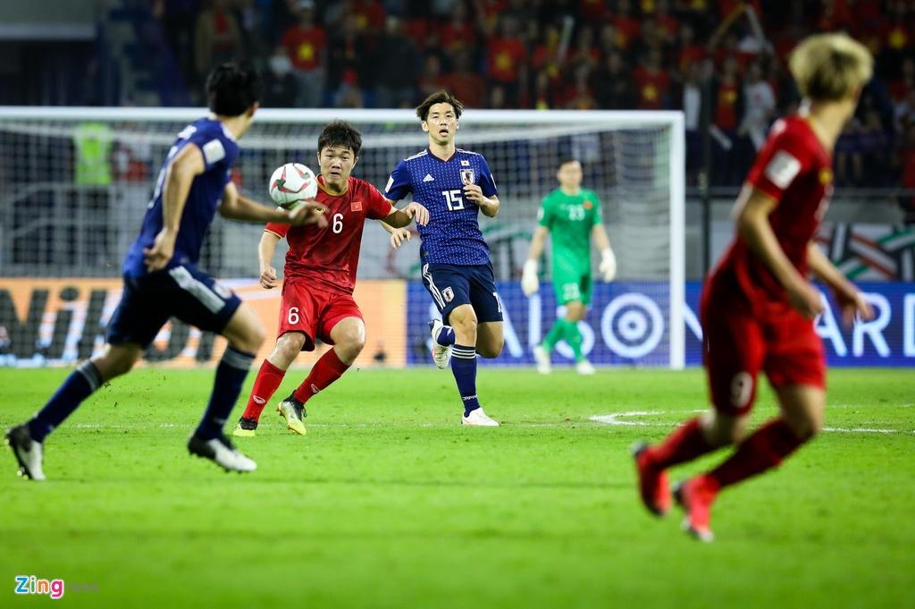 Xuan Truong, Van Toan tai hien pha phoi hop o Asian Cup 2019 hinh anh 3