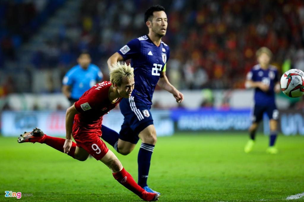 Xuan Truong, Van Toan tai hien pha phoi hop o Asian Cup 2019 hinh anh 4