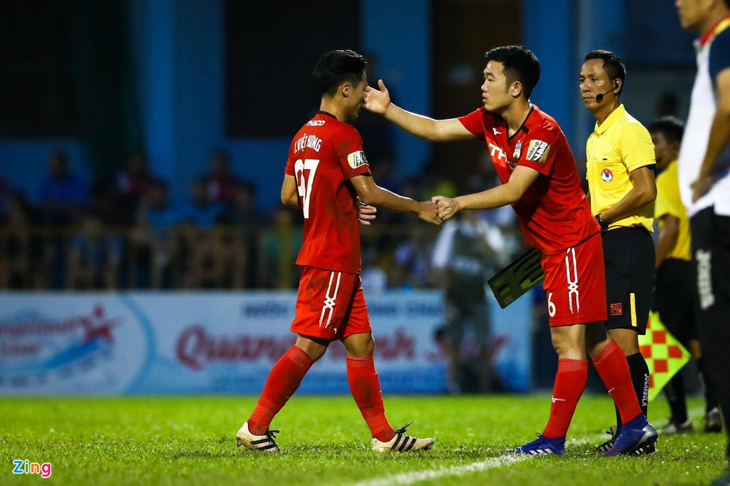 Xuan Truong, Van Toan tai hien pha phoi hop o Asian Cup 2019 hinh anh 5