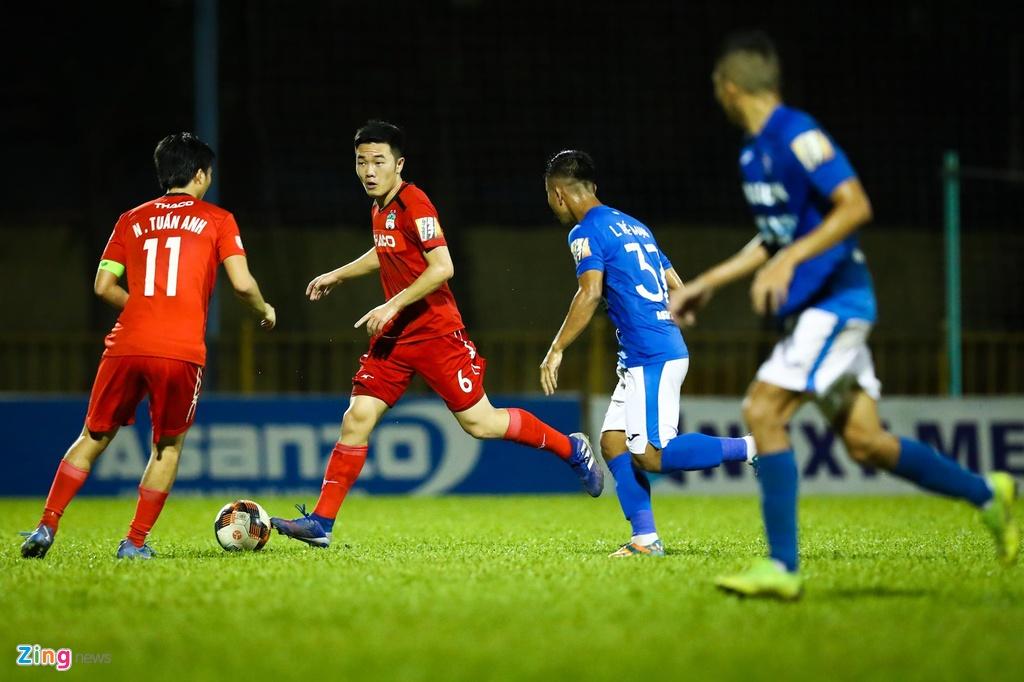 Xuan Truong, Van Toan tai hien pha phoi hop o Asian Cup 2019 hinh anh 7