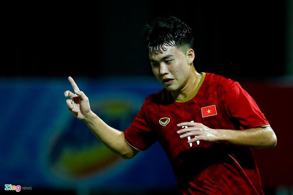 HLV Park phan ung manh khi U23 Viet Nam khong ghi ban suot 2 hiep hinh anh 10