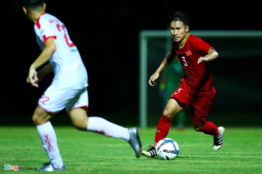 HLV Park phan ung manh khi U23 Viet Nam khong ghi ban suot 2 hiep hinh anh 3