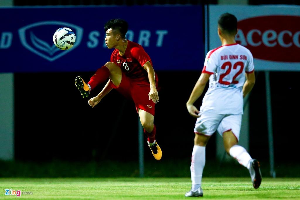 HLV Park phan ung manh khi U23 Viet Nam khong ghi ban suot 2 hiep hinh anh 4