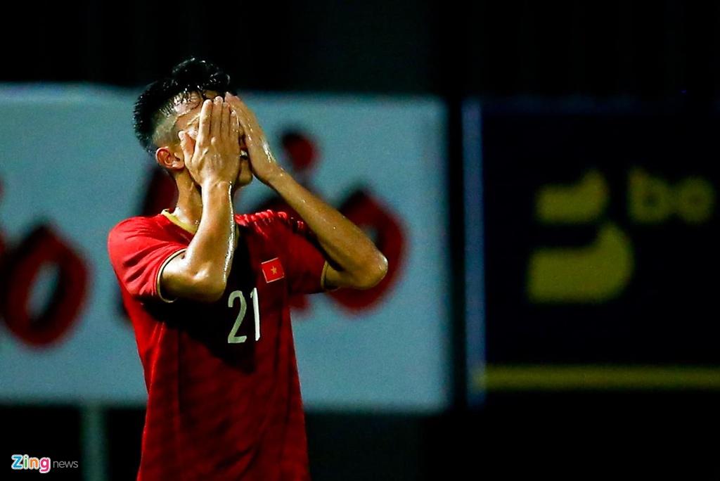 HLV Park phan ung manh khi U23 Viet Nam khong ghi ban suot 2 hiep hinh anh 5