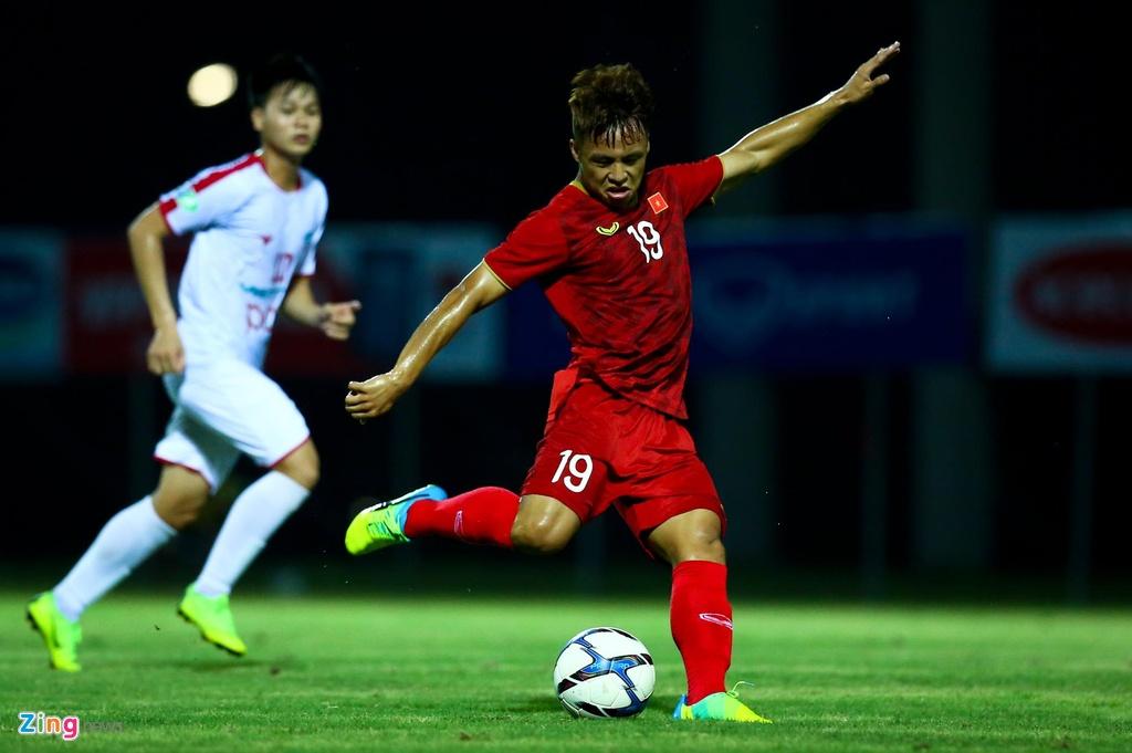 HLV Park phan ung manh khi U23 Viet Nam khong ghi ban suot 2 hiep hinh anh 9