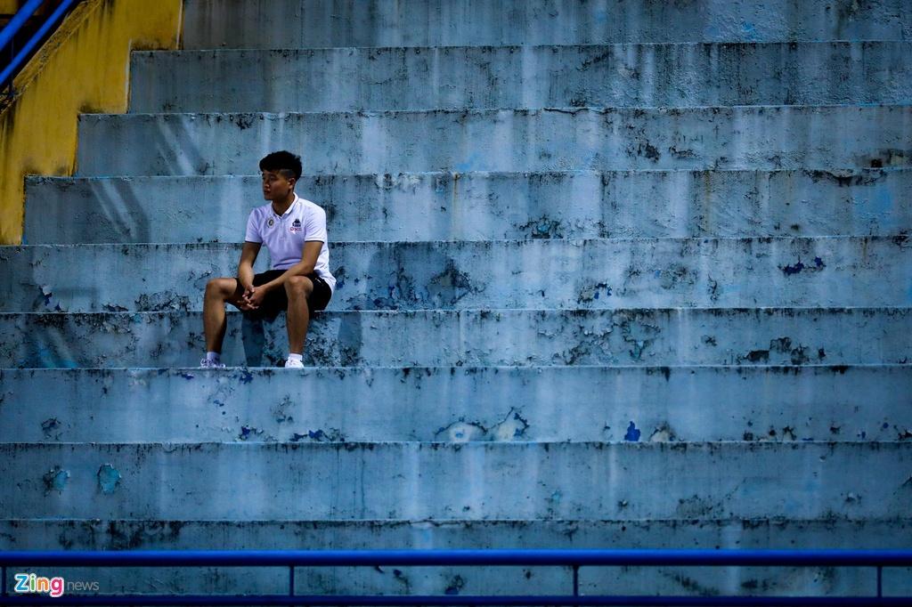 Cuu binh U23 Viet Nam bi lang quen o Hang Day hinh anh 1