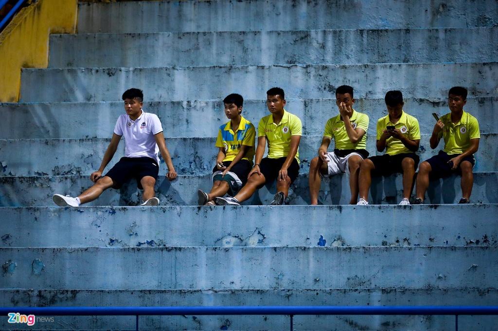 Cuu binh U23 Viet Nam bi lang quen o Hang Day hinh anh 6