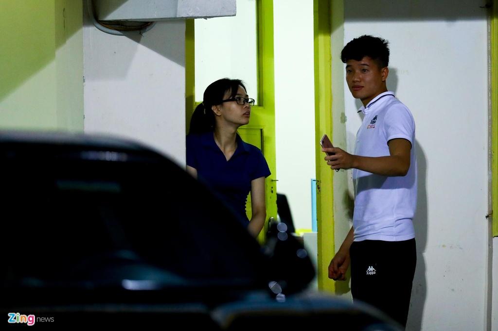 Cuu binh U23 Viet Nam bi lang quen o Hang Day hinh anh 7