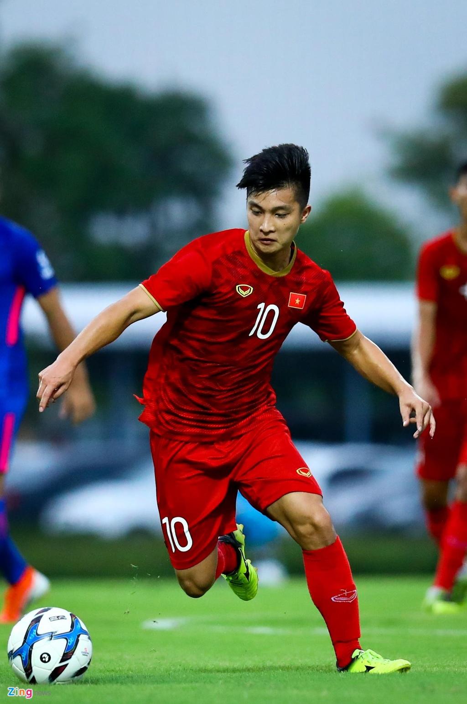 Martin Lo va dan cau thu 'soai ca' cua U23 Viet Nam hinh anh 1