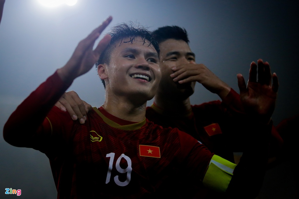 U23 Viet Nam day hy vong toi Olympic Nhat Ban hinh anh 2