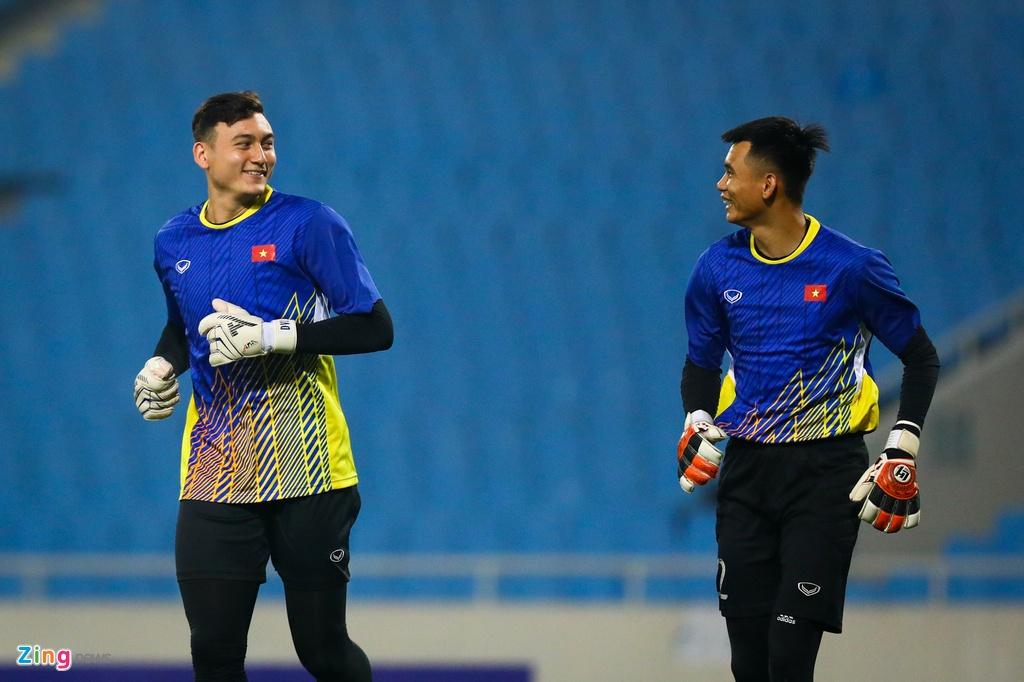 Van Hau pho dien ky thuat, HLV Park cau nguyen truoc khi gap Malaysia hinh anh 8