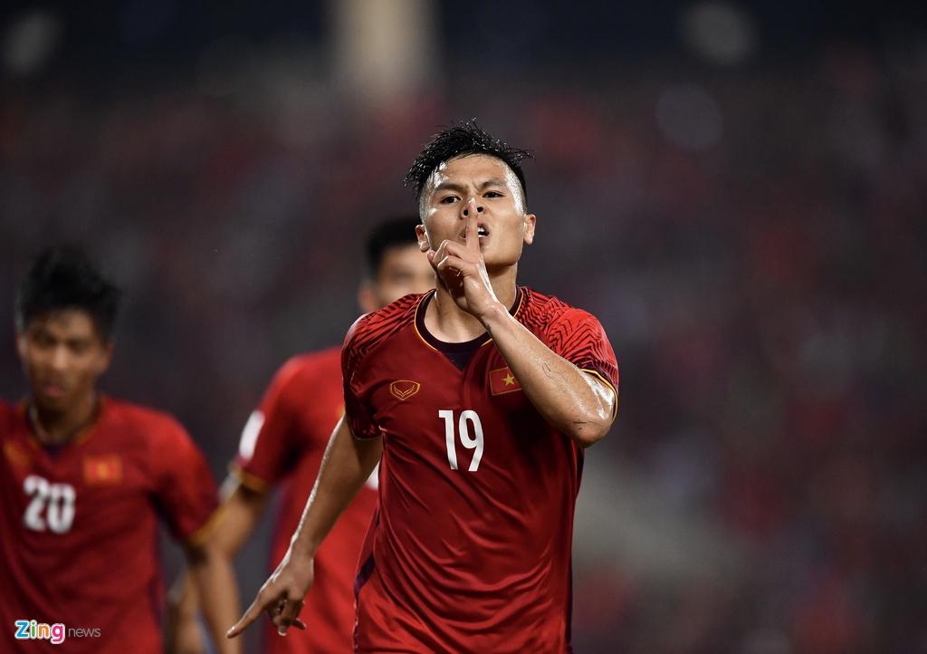 Viet Nam vs Malaysia: Day la dang cap chau A anh 1