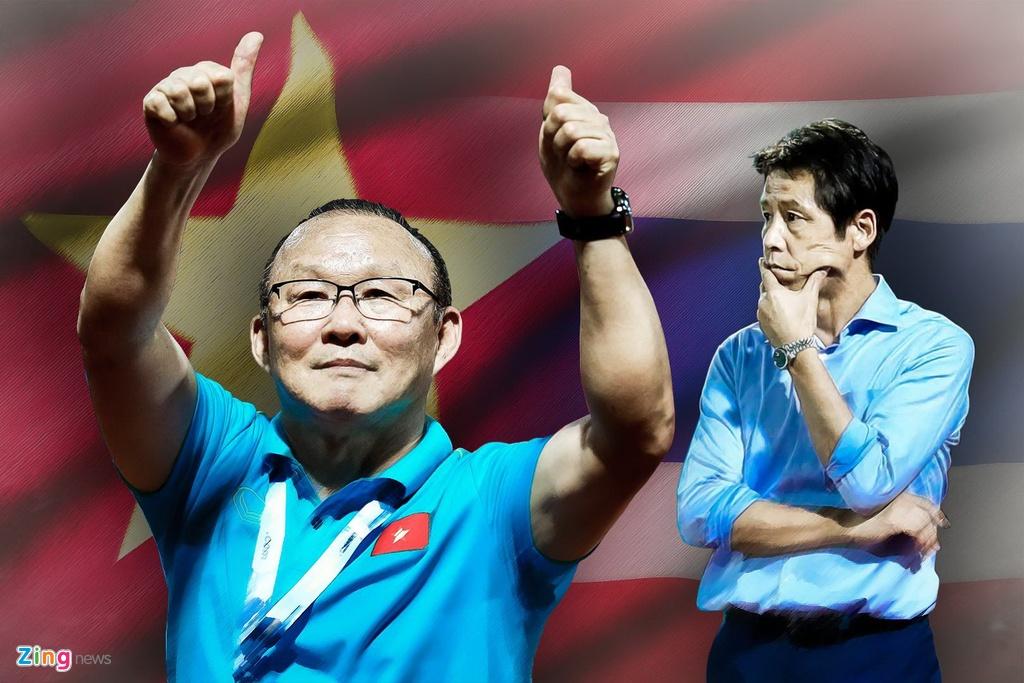 Khong thang duoc Viet Nam, Thai Lan dung mo ve World Cup hinh anh 1