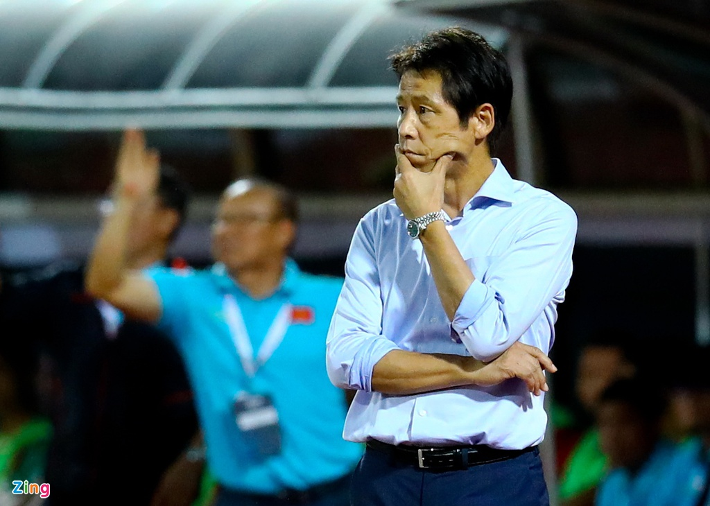 Khong thang duoc Viet Nam, Thai Lan dung mo ve World Cup hinh anh 2