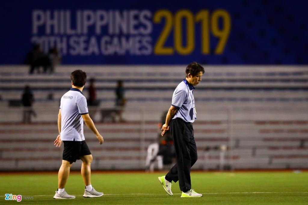 U22 Viet Nam vs Thai Lan: Nishino se thua neu mai nghi ve U23 chau A hinh anh 2