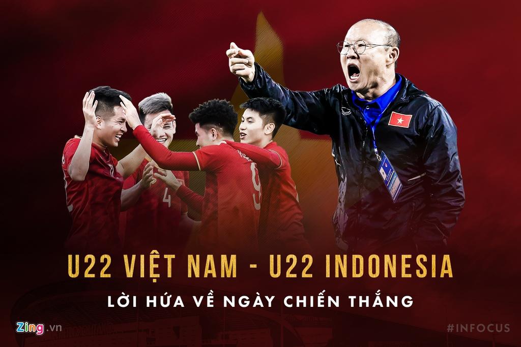 U22 Viet Nam vs Indonesia: Loi hua ve ngay chien thang hinh anh 2