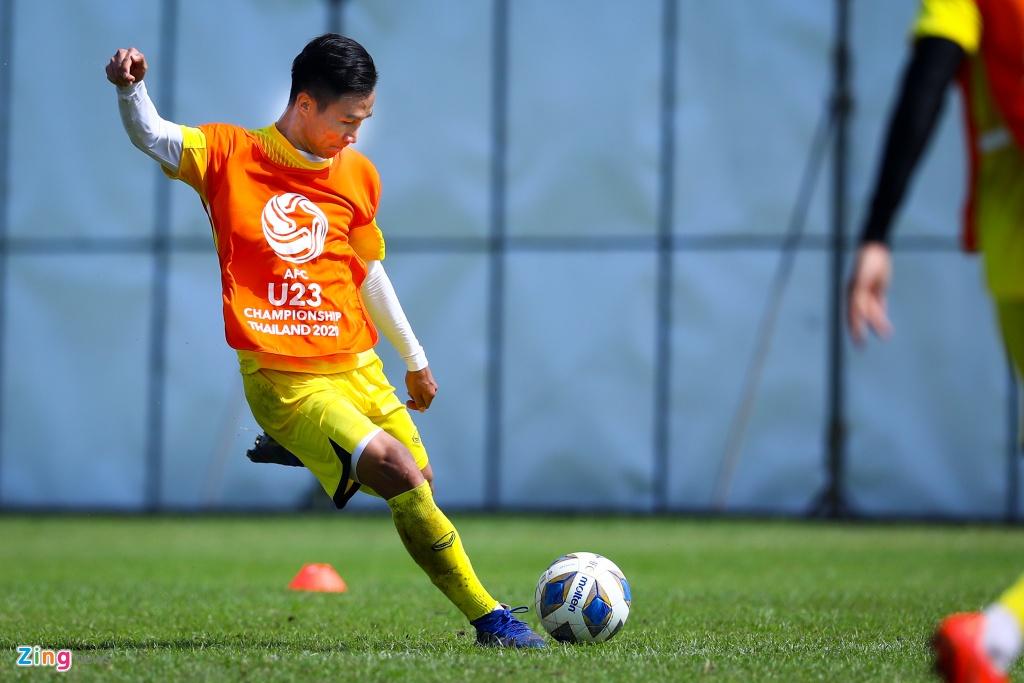 U23 Viet Nam Lee Young-jin anh 10
